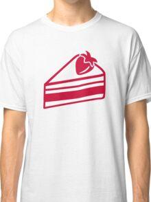 Strawberry cake Classic T-Shirt