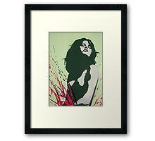 Ushi I Framed Print