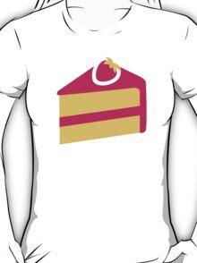 Strawberry cake piece T-Shirt