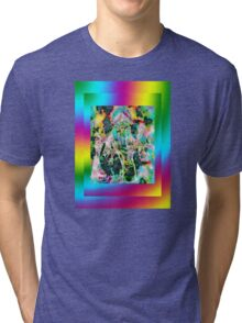 Ganesh 2 Tri-blend T-Shirt