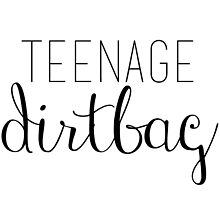 Teenage Dirtbag by Donna Graves