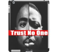 "Tupac and Biggie ""Trust No One"" Supreme iPad Case/Skin"
