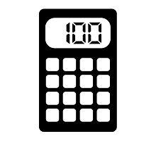 Calculator Photographic Print
