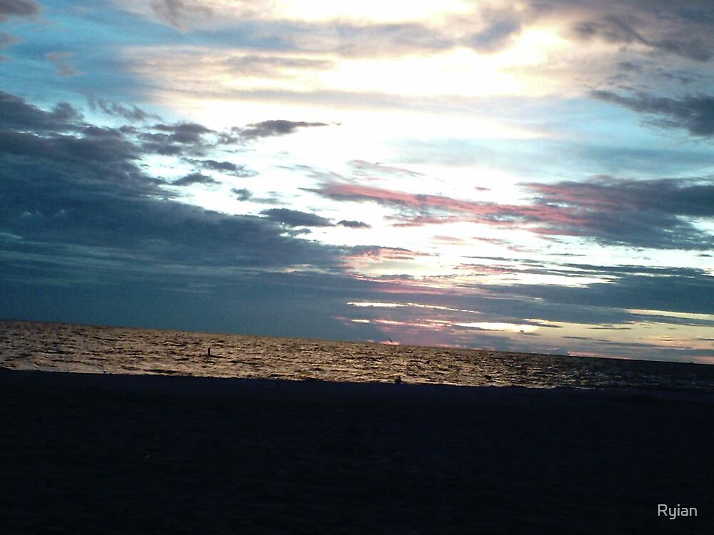 sun set by Ryian