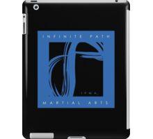 I.P.M.A. Logo - Blue iPad Case/Skin