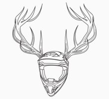 Mx Stag Head by rideybikes