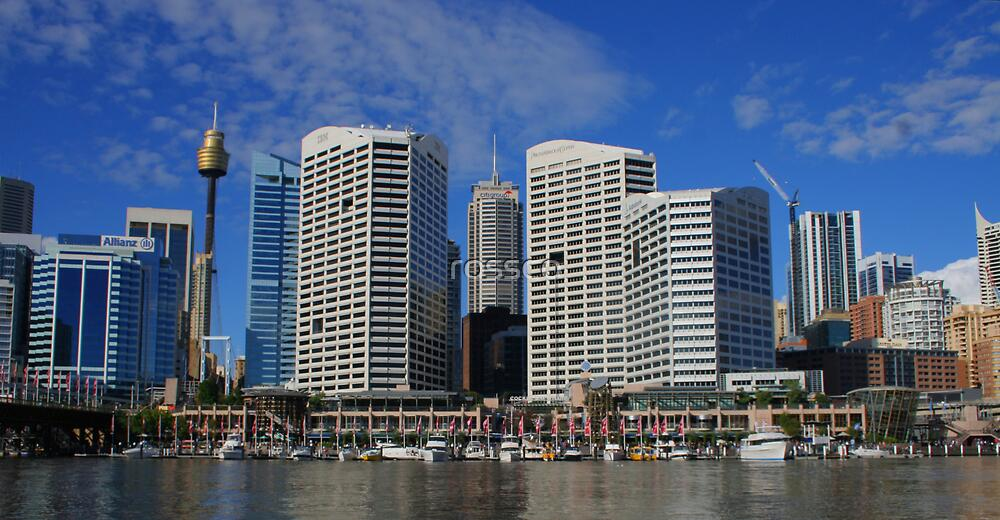 The CBD by rossco