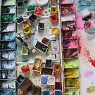 Bali - Paintbox by Glenys