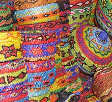 Beaded Boxes - Bali by Glenys