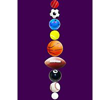 Sports Solar System Photographic Print