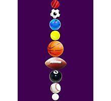 Sports Solar System Photographic Print