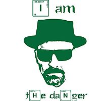 Breaking Bad - I am the danger Photographic Print