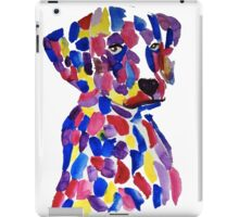 Colorful puppy iPad Case/Skin