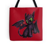 Lil Toothless Tote Bag