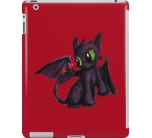 Lil Toothless iPad Case/Skin