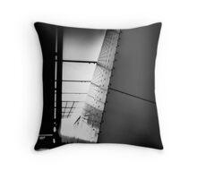 Pinhole Photograph Throw Pillow