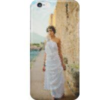 Rippled Greek Worldie iPhone Case/Skin