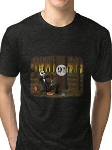 Nightmare Before Hogsmeade Tri-blend T-Shirt