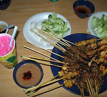 Satay Malaysia by ibizo