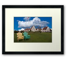 Keltic Lodge, Cape Breton, NS Framed Print