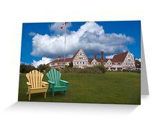 Keltic Lodge, Cape Breton, NS Greeting Card