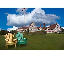 Keltic Lodge, Cape Breton, NS Photographic Print