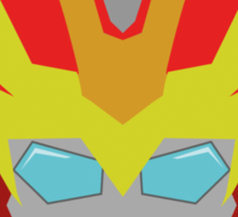 Till All - Rodimus (Hot Rod) Sticker