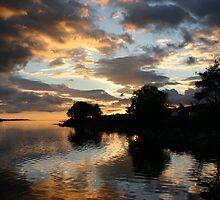 Charming Sun by Samuel Richard, Manning