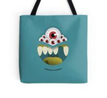 The Monsterrataz: SFC Durward J. Monster Tote Bag