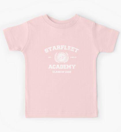 Starfleet Academy Kids Tee