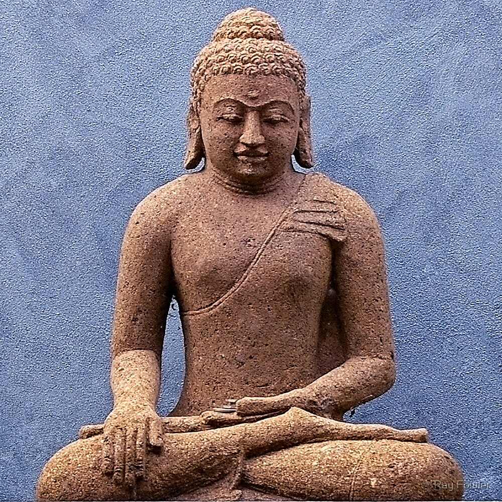 Buddha by Ray Fowler