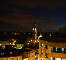 Night view by Nik Byrne