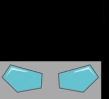 Rule Breaker - Sideswipe Sticker