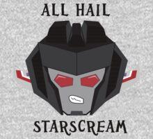 All Hail - Starscream Kids Tee