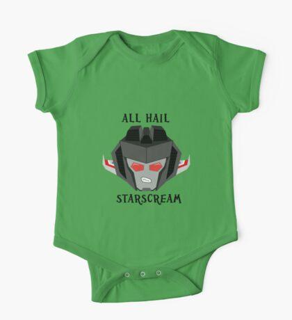 All Hail - Starscream One Piece - Short Sleeve