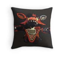 Five nights at Freddy's 2: Foxy Throw Pillow