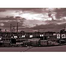 Back of Bunnings Photographic Print