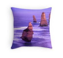 12 Apostles - Great Ocean Road - Victoria Throw Pillow