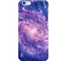 Cosmic vacuum cleaner (Spiral Galaxy M83) iPhone Case/Skin
