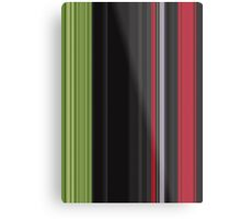 Red Green Card Metal Print