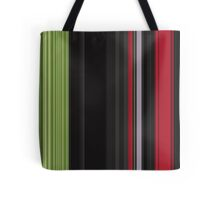 Red Green Card Tote Bag