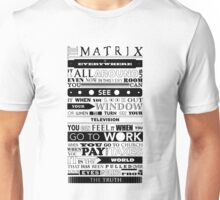 The Matrix Unisex T-Shirt