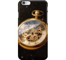 Clockmaker - Space time iPhone Case/Skin