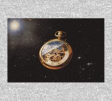Clockmaker - Space time Kids Clothes