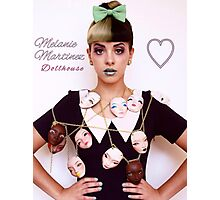 Melanie Martinez Dollhouse poster Photographic Print