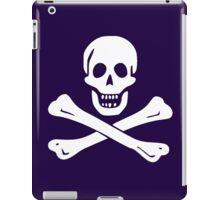JOLLY ROGER-WHITE iPad Case/Skin