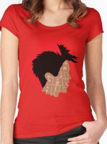 RU-FI-O! RU-FI-O! RU-FI-O! Women's Fitted Scoop T-Shirt