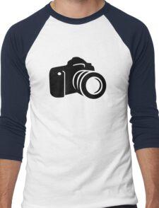 Photo reflex camera Men's Baseball ¾ T-Shirt