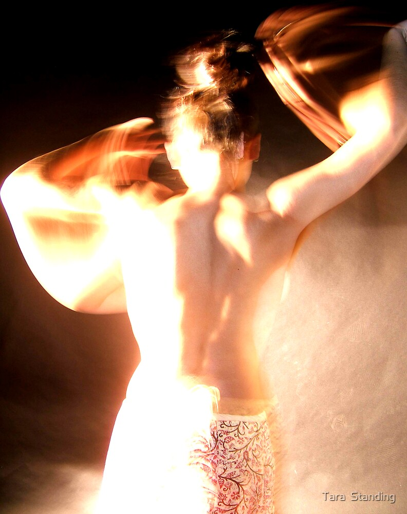 Fire Dance #2 (2006) by Tara  Standing