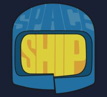 SPACESHIP! Kids Clothes
